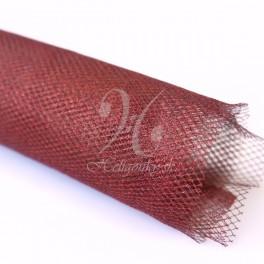 Sieťka pod kryt diskantu široká textúra/červená